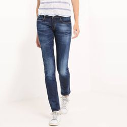 Jean Slim Taille Normale Longueur 32