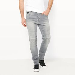 Jean Slim Biker Laron Long 34