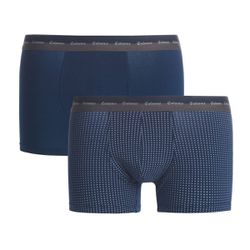 Boxers En Coton Stretch Lot De 2
