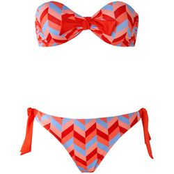 Maillot De Bain 2 Pieces Reversible