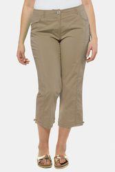 Pantalon cargo 7/8 Grande Taille - Ulla Popken - Modalova