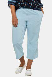 Pantalon 7/8 stretch jambe droite Grande Taille - Ulla Popken - Modalova
