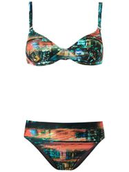 Push Up Bikini Set  Women  Polyamidespandexelasthanne  48