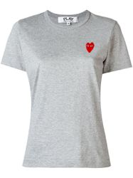 Tshirt A Patch Logo  Women  Coton  M