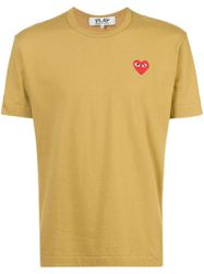 Tshirt A Patch Coeur  Men  Coton  S