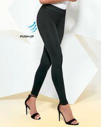 Legging push-up Aida noir - Bas bleu - Modalova