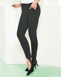 Legging Andrea noir - Bas bleu - Modalova