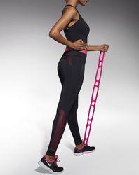 Legging de Sport Inspire noir/rose - Bas bleu - Modalova
