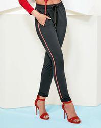 Pantalon Mila noir - Bas bleu - Modalova