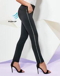 Pantalon Rachel noir - Bas bleu - Modalova