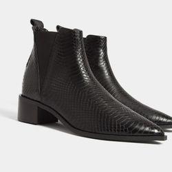 Chelsea Boots en Cuir Narisan - L37 - Modalova