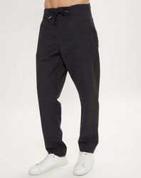 Pantalon en Coton & Laine Pogg anthracite - Bellerose - Modalova