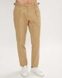 Pantalon à pinces Frast chino - Bellerose - Modalova