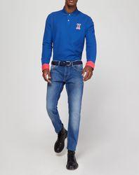 Jean ajusté Stanley New Nos bleu - Pepe Jeans - Modalova