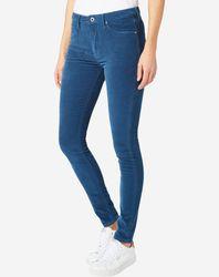 Pantalon skinny en Velours 5P Regent - Pepe Jeans - Modalova