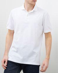 Polo Dye lt blanc - Hackett London - Modalova