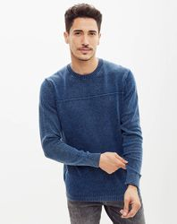 Pull en maille bleu - Pepe Jeans - Modalova