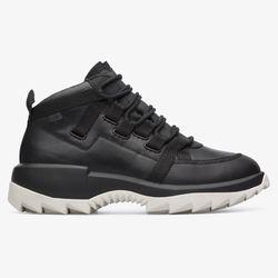 Sneakers en Cuir Helix noires - Camper - Modalova