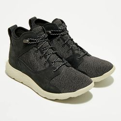 Sneakers en Velours de Cuir et Mesh Flyroam - Timberland - Modalova