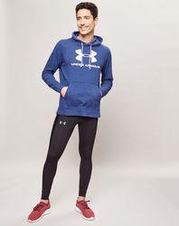 Sweat à capuche Sportstyle Terry Logo - Under Armour - Modalova