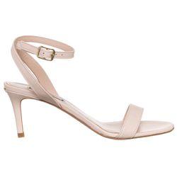 Sandales en Cuir Jill nudes - Talon 8 cm - Liu-Jo - Modalova