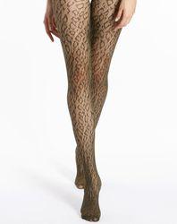 Collants léopard Fashion Bianca - Le Bourget - Modalova