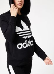 Sweat-Shirt à capuche Trefoil par - adidas originals - Modalova