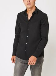 Ck Chest Logo Slim Stretch Shirt par - Calvin Klein Jeans - Modalova