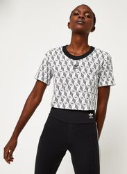Cropped T-Shirt par - adidas originals - Modalova