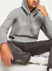 Cotton Logo Hoodie par Calvin Klein - Calvin Klein - Modalova