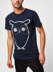 T-Shirt Alder Chouette par - Knowledge Cotton Apparel - Modalova