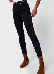 High Rise Super Skinny Ankle par - Calvin Klein Jeans - Modalova