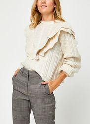 Pcvillum Cropped Knit Top par - Pieces - Modalova