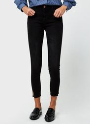 Nmkimmy Nw Skinny Slit Jeans par - Noisy May - Modalova