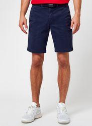 Garment Dye Belted Shorts par - Calvin Klein - Modalova