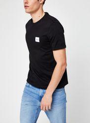 Turn-Up Logo Sleeve T-Shirt par - Calvin Klein - Modalova