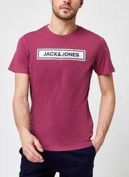 Jorlondons Tee SS Crew Neck Uk par - Jack & Jones - Modalova