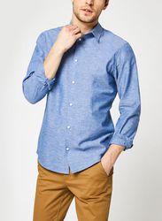Slhslimnew-Linen Shirt Ls G NOOS par - Selected Homme - Modalova