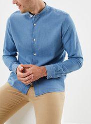 Slhslimcallum Shirt Ls Structure W par - Selected Homme - Modalova
