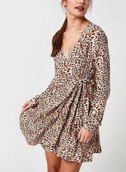 Nmfiona L/S Wrap Dress Sp par - Noisy May - Modalova