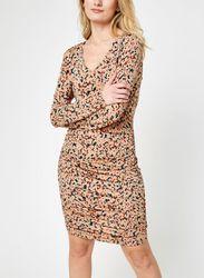 Nmfestive V-Neck Mini Dress par - Noisy May - Modalova