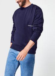 Off Placed Iconic Crew Neck par - Calvin Klein Jeans - Modalova