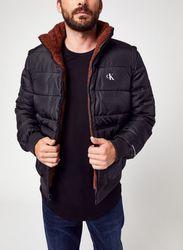 Reversible Polar Fleece Jacket par - Calvin Klein Jeans - Modalova