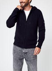 Textured Zip Through par - Calvin Klein Jeans - Modalova