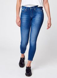Mid Rise Skinny Ankl par - Calvin Klein Jeans - Modalova