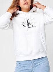 Reptile Monogram Hoodie par - Calvin Klein Jeans - Modalova