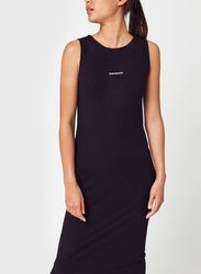 Rib Zip Dress par - Calvin Klein Jeans - Modalova