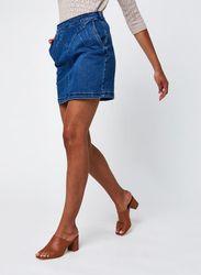 Nminci Hw Cut Detail Skirt Mb Bg par - Noisy May - Modalova