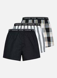 Boxer Slim 3Pk par Calvin Klein - Calvin Klein - Modalova
