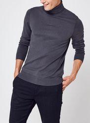 Micro Branding Roll Neck Sweater par - Calvin Klein Jeans - Modalova
